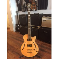 D'Angelico Excel Bass Natural - SOLD (Available to order)