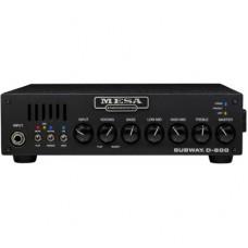 Mesa D800 Subway Bass Head
