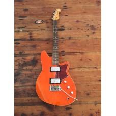 Reverend Descent Baritone HC - Rock Orange - SOLD