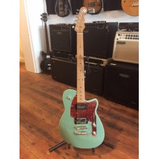 Reverend Double Agent OG - Alpine Metallic - SOLD (Available to order)