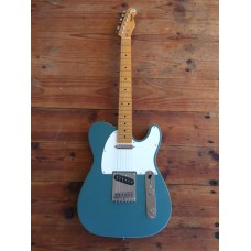 Reverend Pete Anderson East Sider T - Deep Sea Blue - SOLD (Available to order)